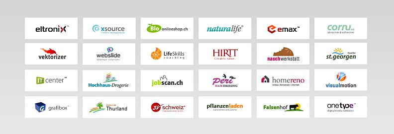 Logo gestalten lassen St.Gallen – Wir gestalten und erstellen professionelle Logos, Firmenlogos, Signete und Bildmarken zu günstigen Preisen.