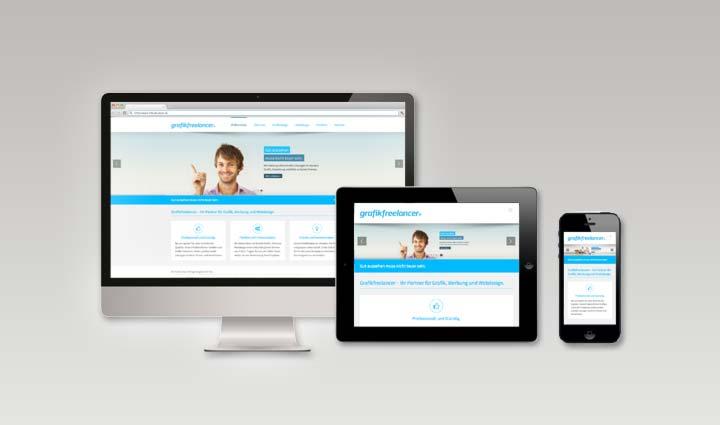 Responsive-Webdesign St.Gallen – Unsere Webdesigner erstellen mobile-taugliche Webseiten, optimiert für Smartphones und Tablets.